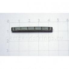 Верхний порожек GF (Guitar Factory), графит, 41.5x5x3.5 NTC-5