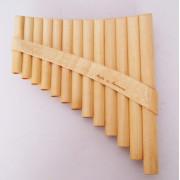 Panpipe-13 Пан-флейта 13 трубок альт g1-e3 Hora