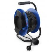 PC-L1-K-30 PowerCube Удлинитель на катушке 6А/1,3 кВт, 1 розетка, 30м, Электрическая мануфактура