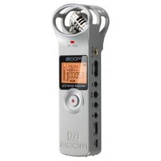 Ручной рекордер Zoom H1 Серебряный