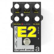 E-2 Legend Amps 2 Двухканальный гитарный предусилитель Е2 (Engl), AMT Electronics