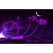 Dream-Catcher-V Spiritual Violet Наушники внутриканальные, фиолетовые, Fischer Audio