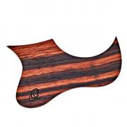 OWPTB-EB Защитная накладка для укулеле тенор/баритон, черное дерево, Ortega