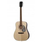 AD810E-OP Standard Series Электро-акустическая гитара, цвет натуральный, Cort
