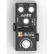 ED-2 E-Drive mini Гитарная педаль перегруза, AMT Electronics