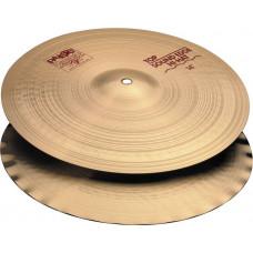 0001063115 2002 Sound Edge Hi-Hat Две тарелки 15'', Paiste