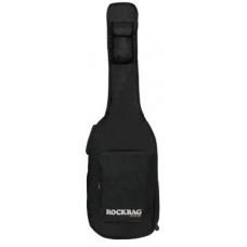 Чехол Rockbag для бас-гитары, подкладка 5мм, чёрный (RB20525B)