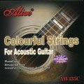 Струны Alice Colorful Bronze Acoustic 11-52 (AW435C)