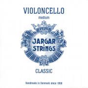 Cello-High-E Classic Отдельная струна Ми/High E для виолончели, среднее натяжение, Jargar Strings