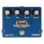 Гитарный эффект Yerasov BF-1 Black Formica (компрессор-сустейнер)