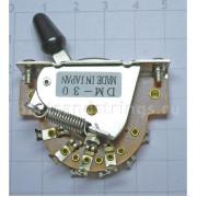 Переключатель Hosco-GF DM-30 3-way, 3-х позиционный