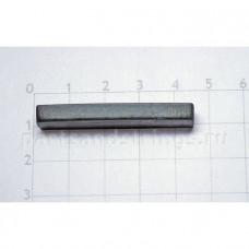 Верхний порожек GF (Guitar Factory), графит, 43.5x8.5x5 NTC-15