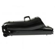 JW-2197-CA-RO Carbon Design Футляр для саксофона баритон, пластик АБС, колеса, Jakob Winter