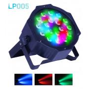 LP005 Светодиодный прожектор смены цвета (колорчэнджер), RGB 18*1Вт, Big Dipper