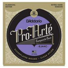 Струны D'Addario Pro Arte Composite Classic Extra Hard (EJ44C)