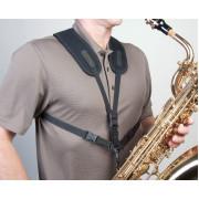2601172 Super Harness Плечевой ремень для саксофона, длинный, карабин, Neotech