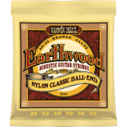 Струны Ernie Ball Earthwood Folk Nylon Classic 28-42 (2069)