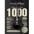 Подарочный сертификат Parts&Strings на 1000 рублей.