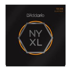 Струны D'Addario NYXL Nickel Wound 10-46 (NYXL1046)