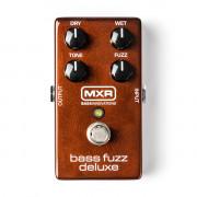 M84 MXR Bass Fuzz Deluxe Педаль эффектов, басовая, Dunlop