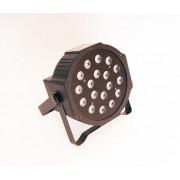 PL008-BR Светодиодный прожектор, RGB 18х1Вт, Bi Ray