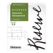DIR1030 Reserve Трости для саксофона сопрано, размер 3.0, 10шт, Rico