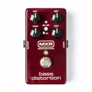 M85 MXR Bass Distortion Педаль эффектов, басовая, Dunlop