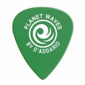 Медиатор Planet Waves Duralin Precision зеленый 0.85мм. (6DGN4)