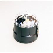 MM006U Светодиодный эффект «диско-шар» мини, 6х1Вт, Bi Ray