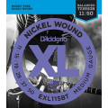 Струны D'Addario Nickel Wound 11-50 (EXL115BT)