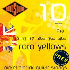Струны Rotosound Nickel Regular 10-46 (R10)