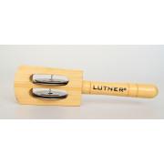 FLT-G16A Бубенцы плоские на ручке, Fleet