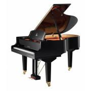 W180BK Рояль акустический, черный, Wendl&Lung