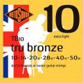 Струны Rotosound 80/20 Bronze Acoustic 10-50 (TB10)