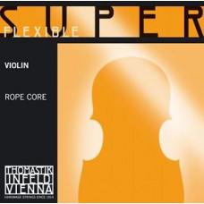 11 Super Flexible Отдельная струна А/Ля для скрипки размером 4/4, среднее натяжение, Thomastik