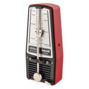 824 Taktell-Junior Метроном механический, пластик, рубиновый, без звоночка, Wittner