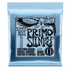 Струны Ernie Ball Primo Slinky 9.5-44 (2212)