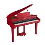 438PIA0635 Grand 120 Цифровой рояль, с автоаккомпанементом, красный, Orla