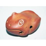 MN-OMS-5 Окарина малая сувенирная Лягушка, Мастерская Никифорова