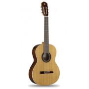 6.801 Classical Student 1C EZ Классическая гитара, со звукоснимателем, Alhambra