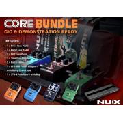 Core-Bundle Комплект педалей эффектов, Nux Cherub