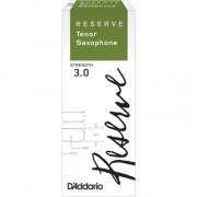 DKR0230 Reserve Трости для саксофона тенор, размер 3.0, 2шт, Rico