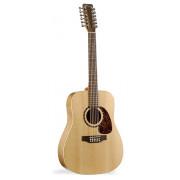 021437 Studio B50 12 Presys TRIC Электро-акустическая гитара 12-струнная, с футляром, Norman