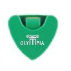 Копилка для медиаторов Olympia PH50 зеленая (PH50(505)GR)