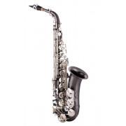 JP045BS Саксофон альт Eb, черный/серебро, John Packer