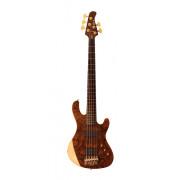 Rithimic-V-NAT Rithimic Series Бас-гитара 5-струнная, цвет натуральный, Cort