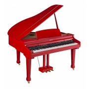438PIA0632 Grand 500 Цифровой рояль, с автоаккомпанементом, красный, Orla