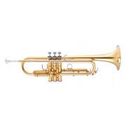 JP351SWLT Труба Bb облегченная, золотой лак, John Packer
