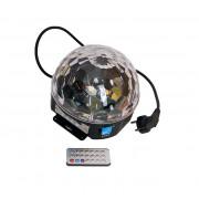 L012 Светодиодный эффект, «диско-шар», 6*1Вт, MP3 Big Dipper