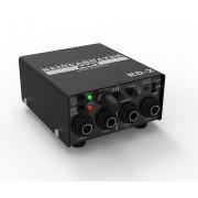 RD-2 Reincarnator Пассивный / активный DI-box и ReAmp-box, AMT Electronics